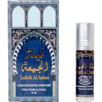 Парфюмерное масло Лейла Аль Джумуа 6 мл АЛЬ РЕХАБ / Perfume oil Lailath Al Jumua 6 ml LA DE CLASSIC COLLECTION
